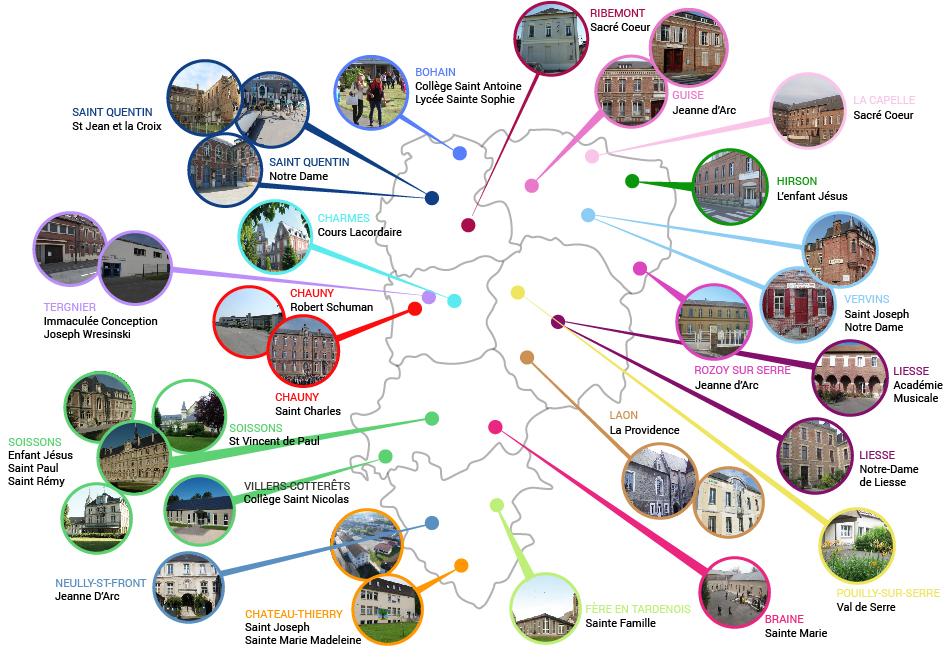 establishment-map